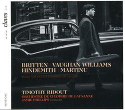 Suite pour alto et orchestre de chambre : 7. Polka melancolique - TIMOTHY RIDOUT