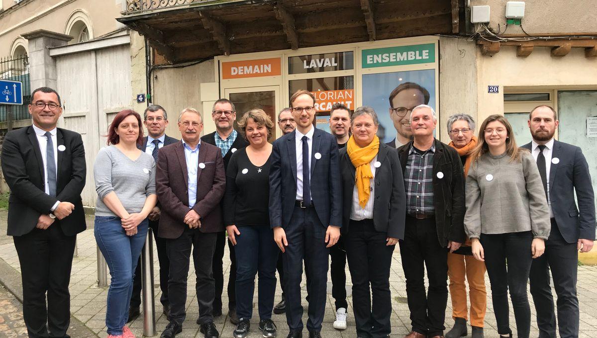"""Municipales : la liste et les axes de campagne de """"Demain Laval Ensemble"""" se précisent"""