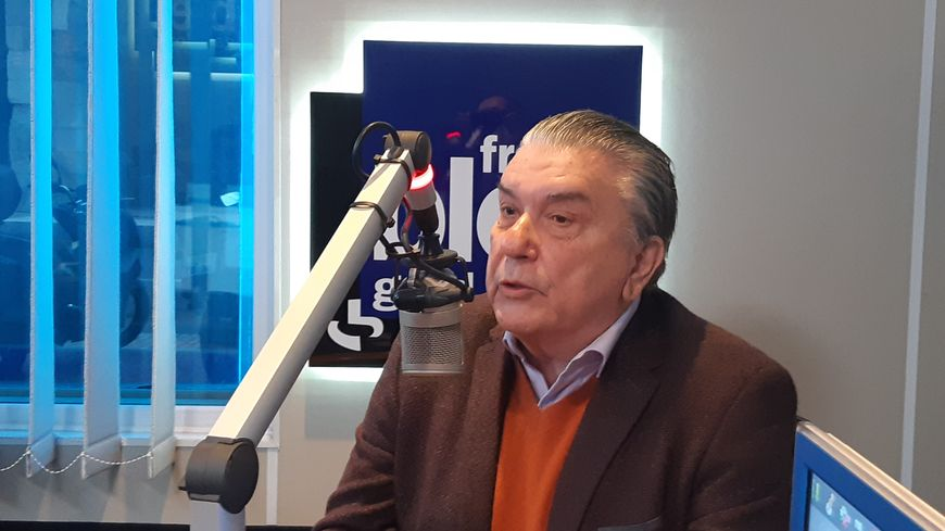 Jean-Paul Fournier, maire de Nîmes