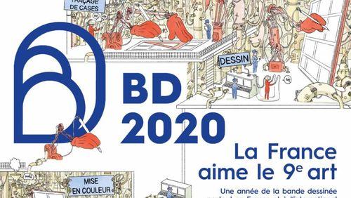 2020, bonne année de la bande dessinée !