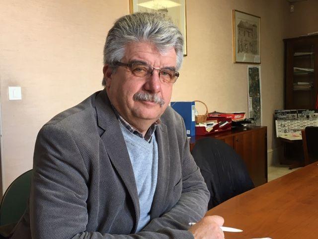 Martial Savouré-Lejeune, maire sortant de Cercottes et candidat à sa réélection