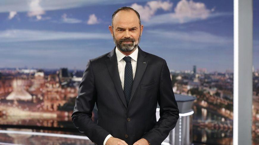 Edouard Philippe invité du journal de 20 heures de France 2 au lendemain du retrait de l'âge pivot du projet de loi sur les retraites