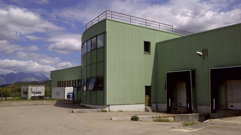 L'abattoir de Cuttoli fait l'objet d'importants travaux depuis septembre 2019