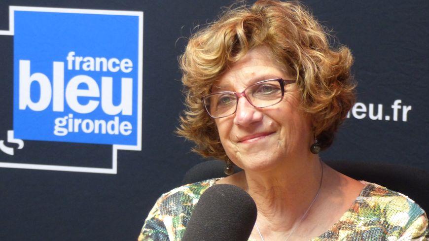 Sylvie Cassou-Schotte, adjointe écologiste au maire de Mérignac et candidate pour les municipales