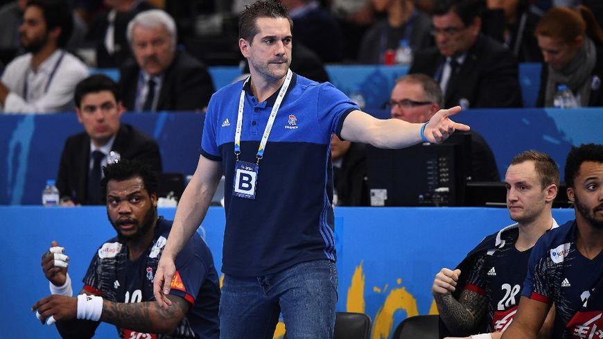 Guillaume Gille, nouveau sélectionneur de l'équipe de France masculine de handball