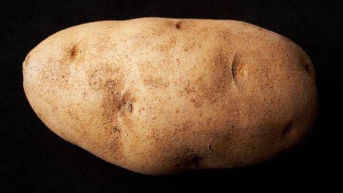 Le bonheur est dans la patate farcie