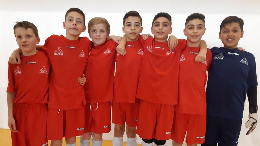 Les Moins de 11 ans de l'ASM Belfort y croient dur comme fer contre Montpellier. Ils seront ramasseurs de balle