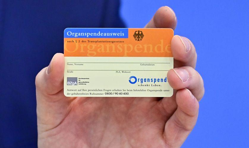 Don D Organes En Allemagne Le Refus Du Tous Donneurs