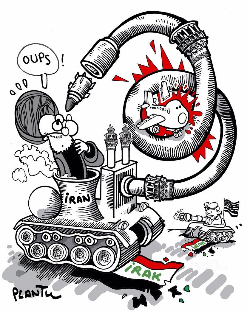 Humour et Politique - Page 14 838_iran_avion