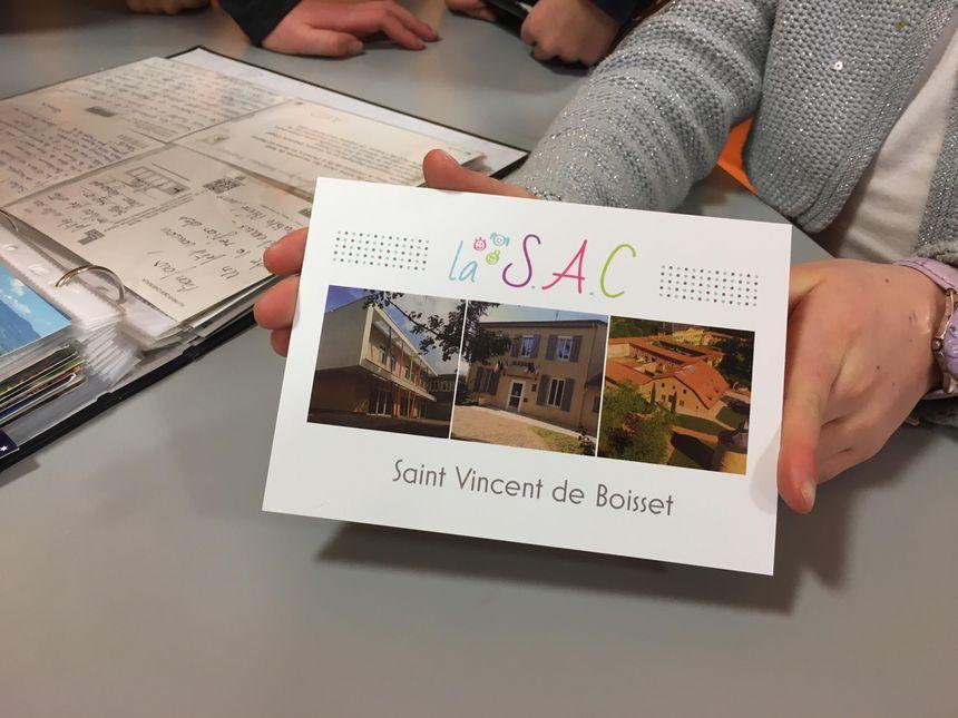 La carte postale créée pour répondre aux internautes