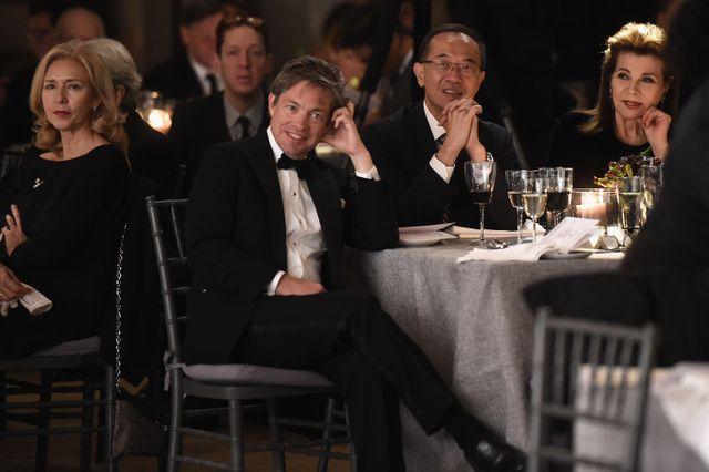 Nicolas Berggruen, lors du Berggruen Prize Gala à New York, le 14 décembre 2017.