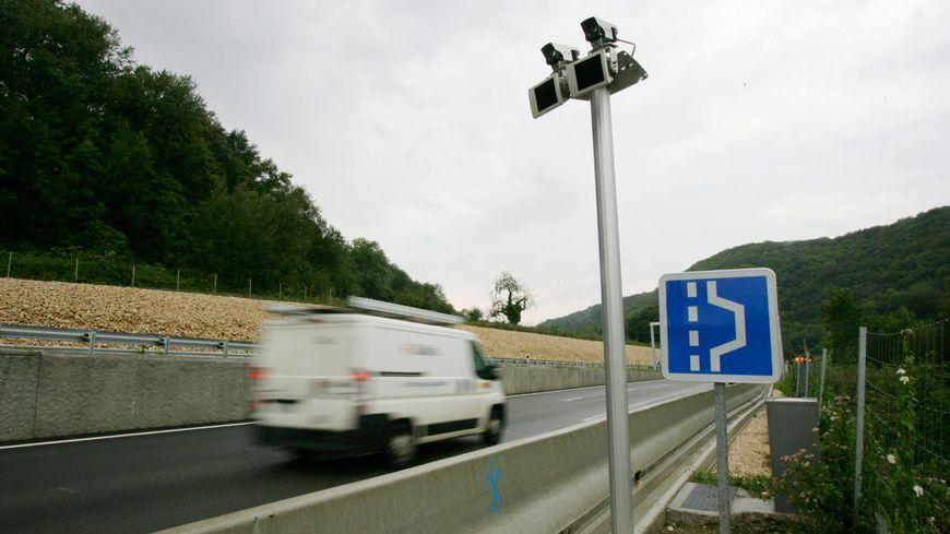 La voie des Mercureaux près de Besançon