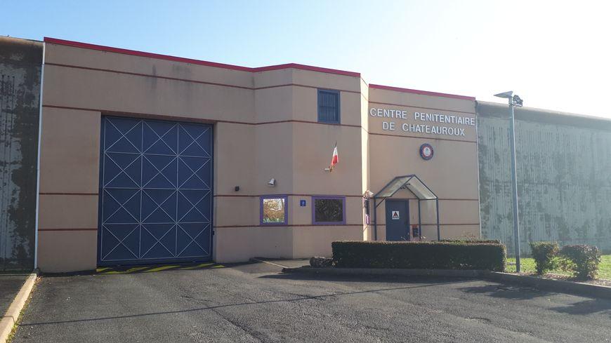 Le center pénitentiaire de Châteauroux
