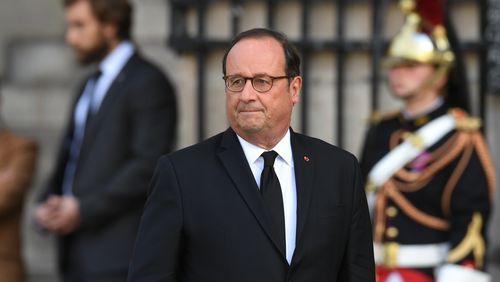 """François Hollande : """"Il n'y a pas de négociation sur la liberté. C'est la haine qui doit être condamnée, pas le rire"""""""