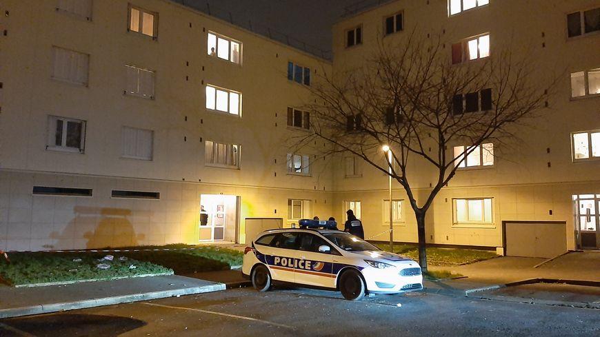 Le coup de feu a été donné dans le quartier de la Pierre-Heuzé à Caen, rue Montcalm
