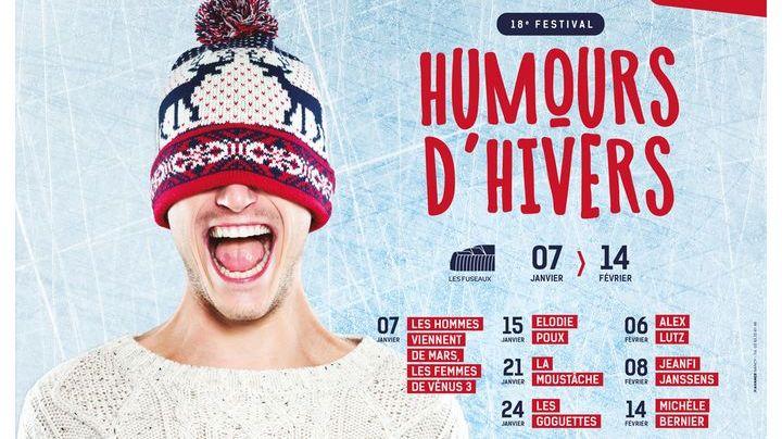 18ème Festival d'Humours d'Hivers