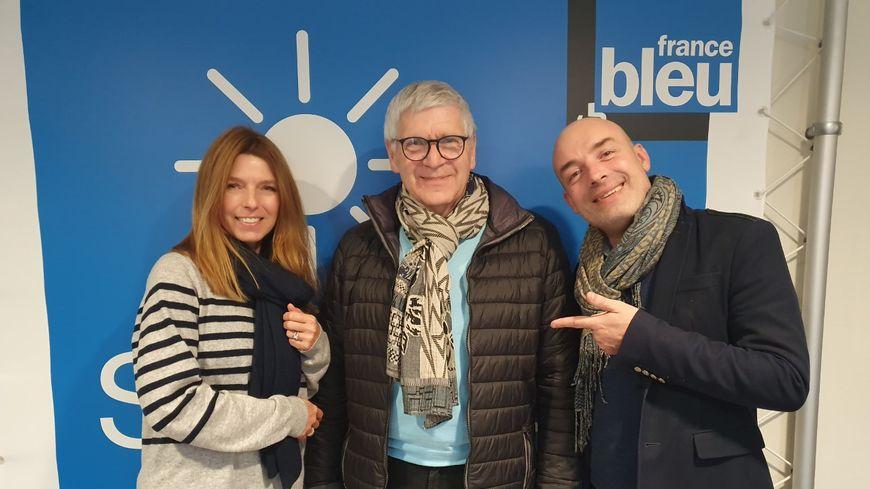 Florence Gallard de Nancybuzz, Jean Pierre Roussel et Jérôme Prod'homme