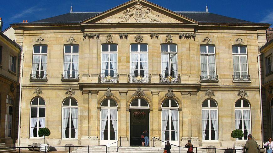 l'Hôtel de Brienne