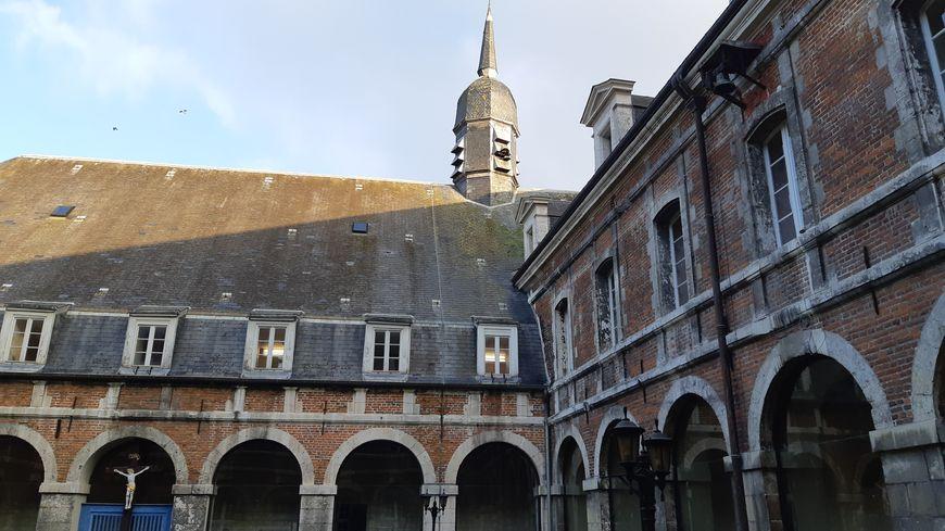 L'Hôtel Dieu de Saint-Riquier