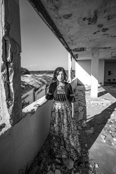 Maria Mazzotta - Photo de Giulio Rugge