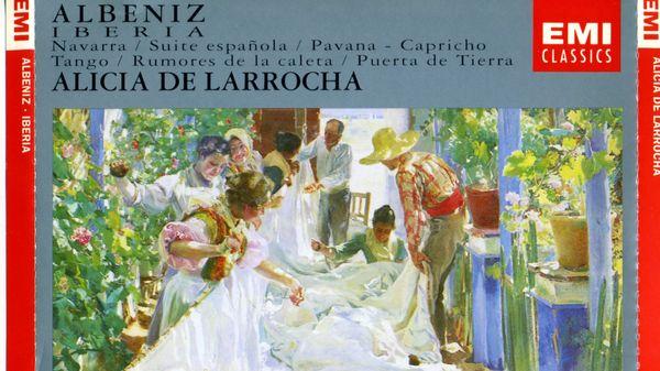 Isaac Albeniz : Iberia, par Alicia de Larrocha