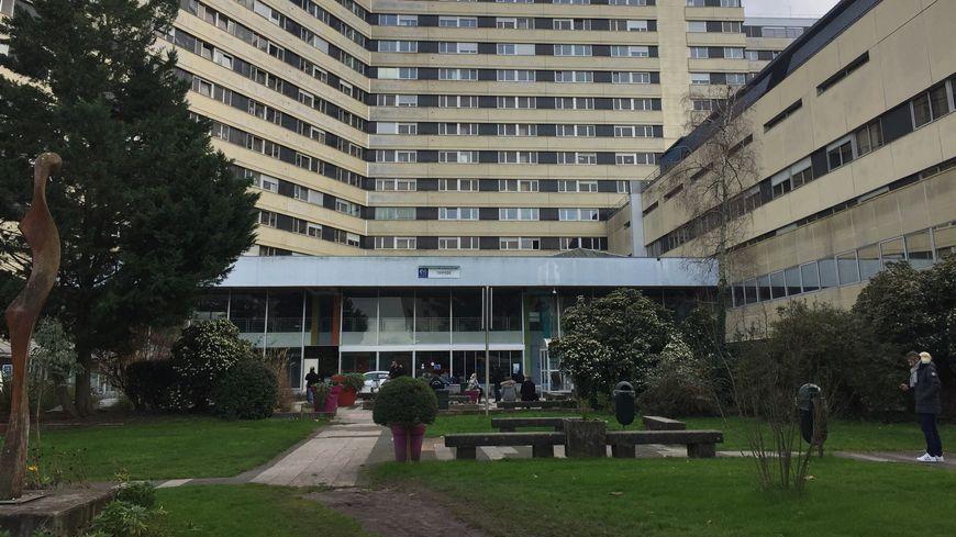 Le patient bordelais infecté par le coronavirus est hospitalisé au CHU Pellegrin.