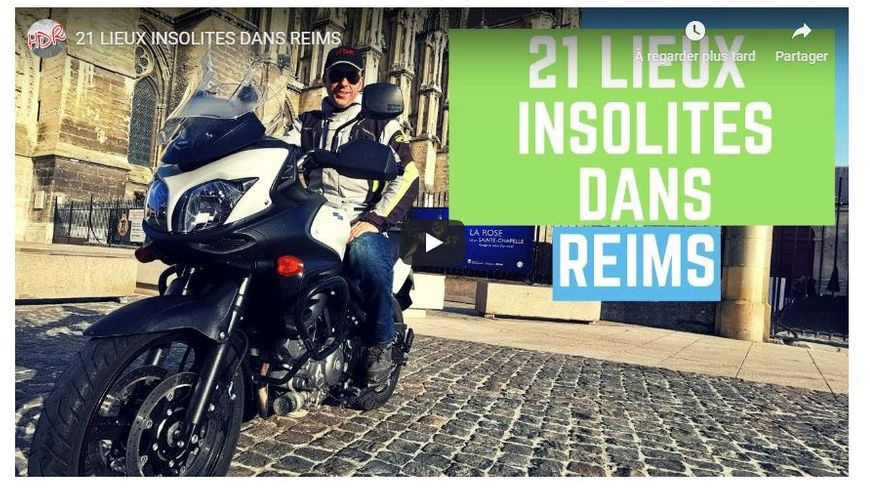 21 lieux insolites dans Reims