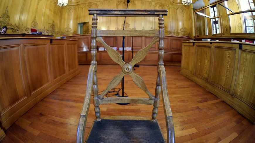 La salle de la cour d'assises de Meurthe et Moselle