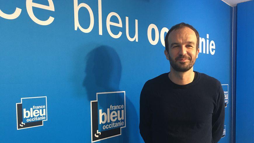 Manuel Bompard, député européen LFI