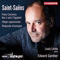 Concerto pour piano n°5 en Fa Maj op 103 (L'Egyptien) : 3. Molto allegro - LOUIS LORTIE