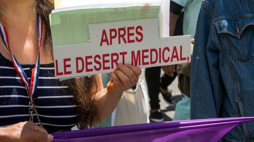 Il n'y a plus de médecin généraliste à Régny. Image d'illustration.