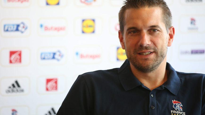 Le Drômois Guillaume Gille nommé entraîneur de l'équipe de France de handball.