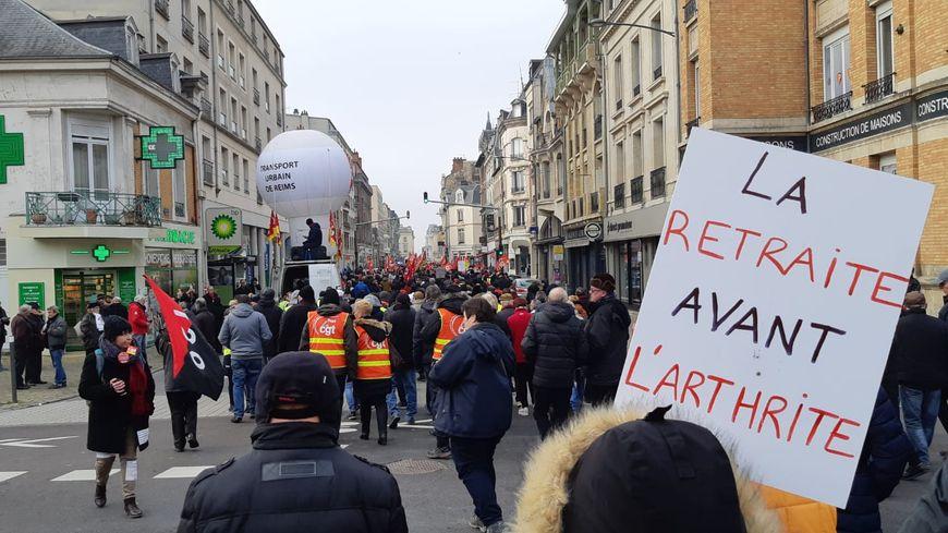 Manche : nouvelle mobilisation contre la réforme des retraites