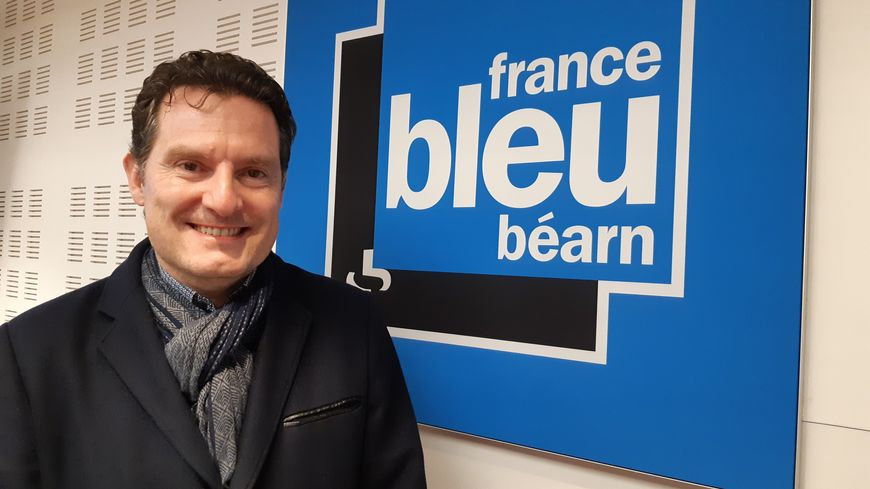 Eric Saubatte, adjoint au maire de Pau en charge des sports.