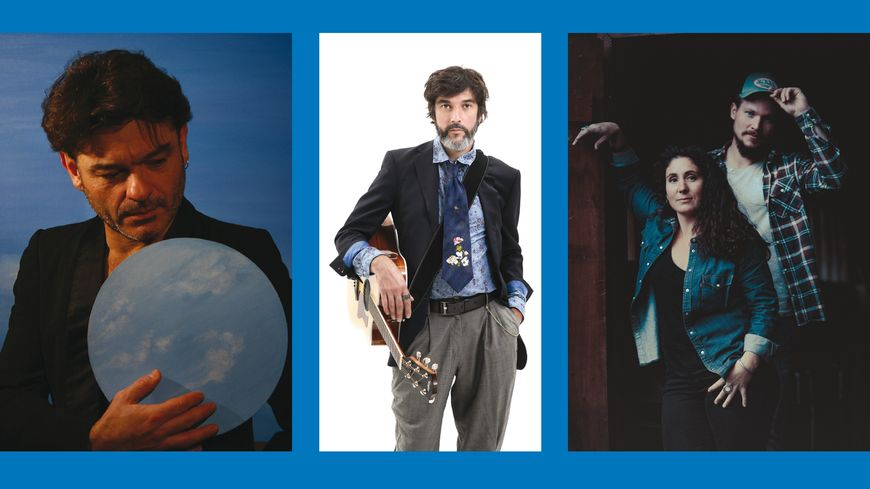 Gagnez vos places pour la Nouvelle Scène Aquitaine avec Francis Lassus, Willow et Olivier Kobé