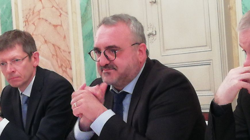 Pierre Besnard, préfet du Tarn-et-Garonne