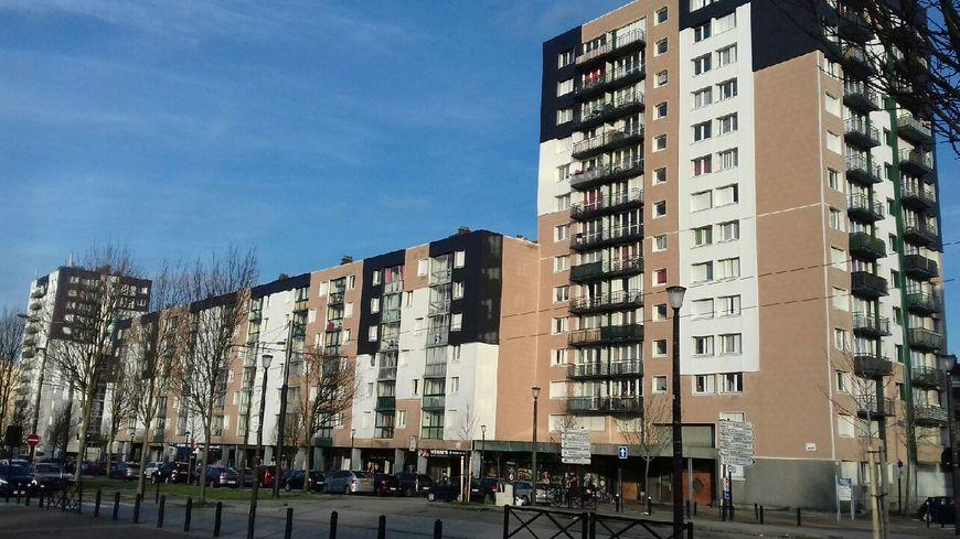 Caucriauville est le quartier le plus peuplé du Havre avec près 1/10e de la population