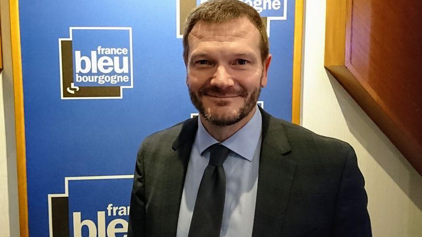 Olivier Padieu opticien à Dijon est le nouveau président du groupement Optic 2000