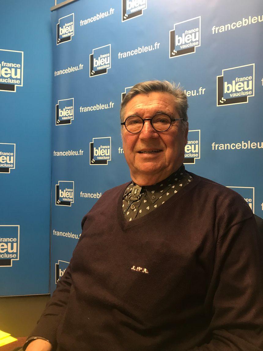 Christian MOREL, président de Parlaren Lou Thor.
