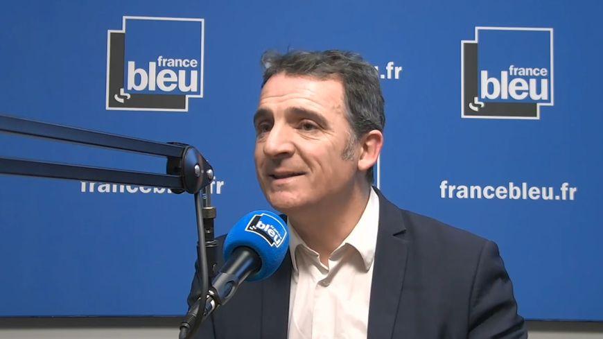 Éric Piolle, maire de Grenoble