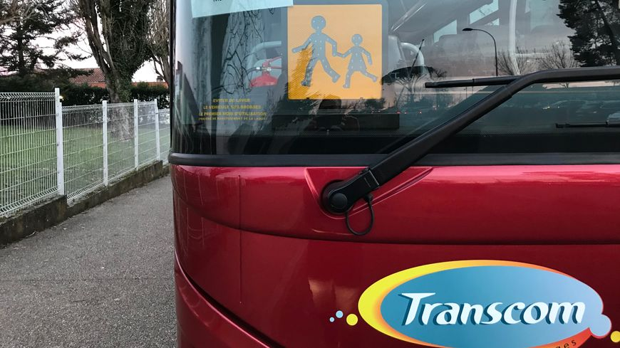 Transcom, bus sur Artigues