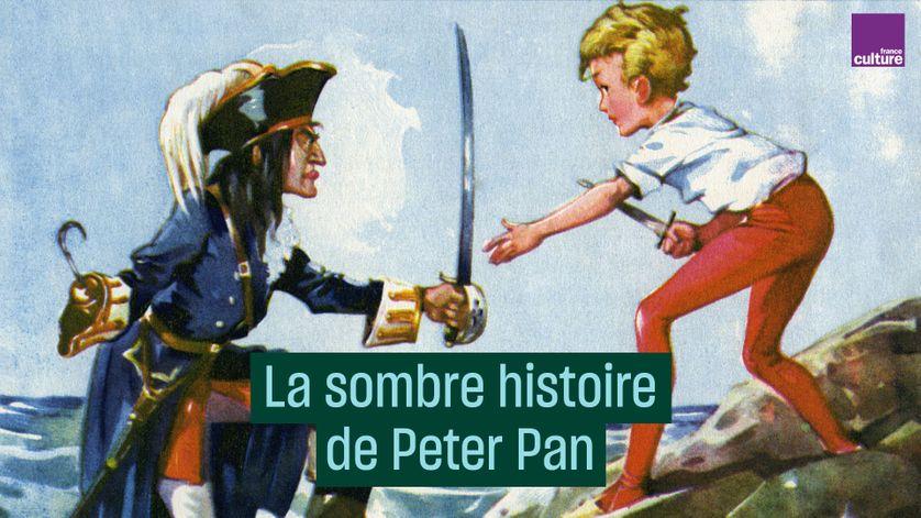 La sombre histoire de Peter Pan
