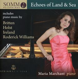 Holiday diary op 5 : 1. Early morning bathe - pour piano - MARIA MARCHANT