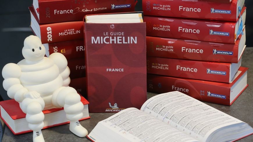 Le guide Michelin 2020