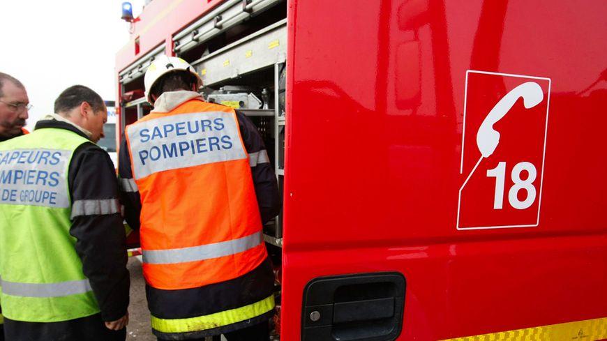18 sapeurs-pompiers ont été mobilisés.