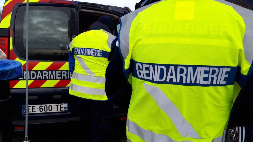 Les gendarmes ont vite attrapé le chauffard. Il est en garde à vue.