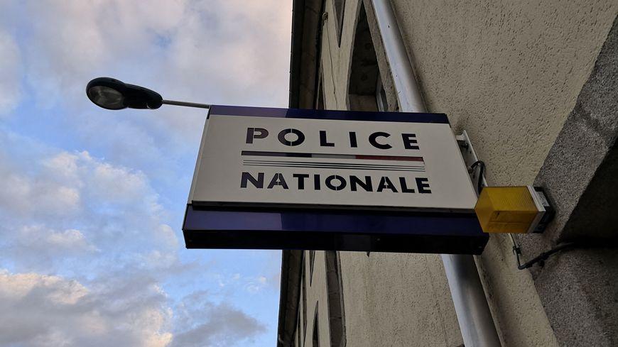 Commissariat de police. Photo d'illustration