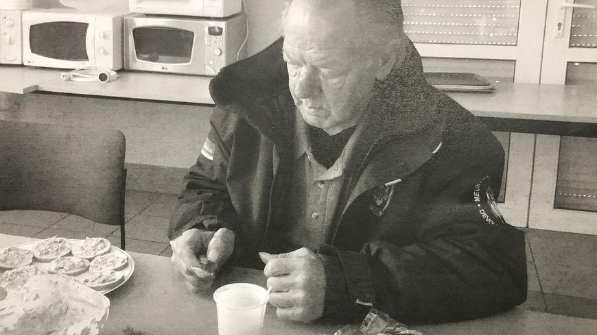 La photo de Patrick Madziara, porté disparu depuis la nuit du 13 au 14 janvier dernier