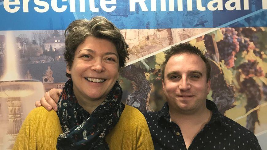 Annie Creutz & Jonathan Wahl