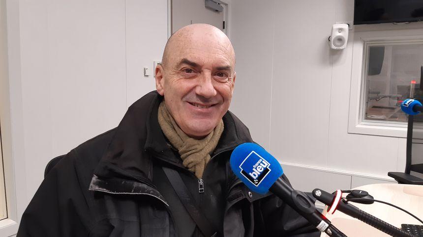 Jean-Louis Maurette / Photo Jérôme Lebreton